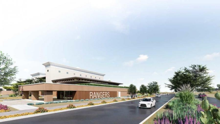 The multistory, 68,280 sq.-ft. facility will provide housing for as many as 180 organizational players and staff, as well as classroom and meeting space.