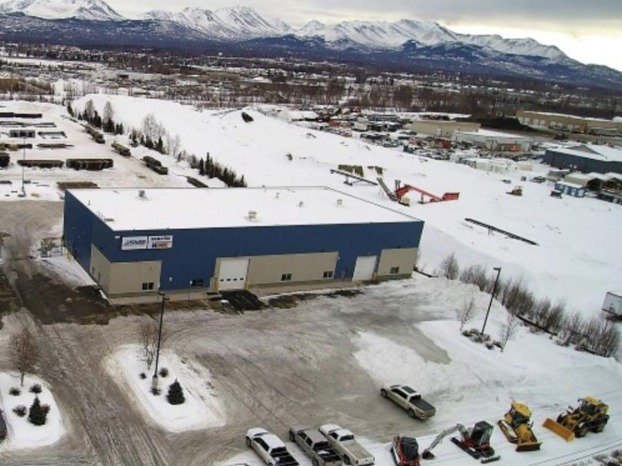 SMS Equipment will serve as the official Alaska distributor for the full line-up of Komatsu heavy equipment.