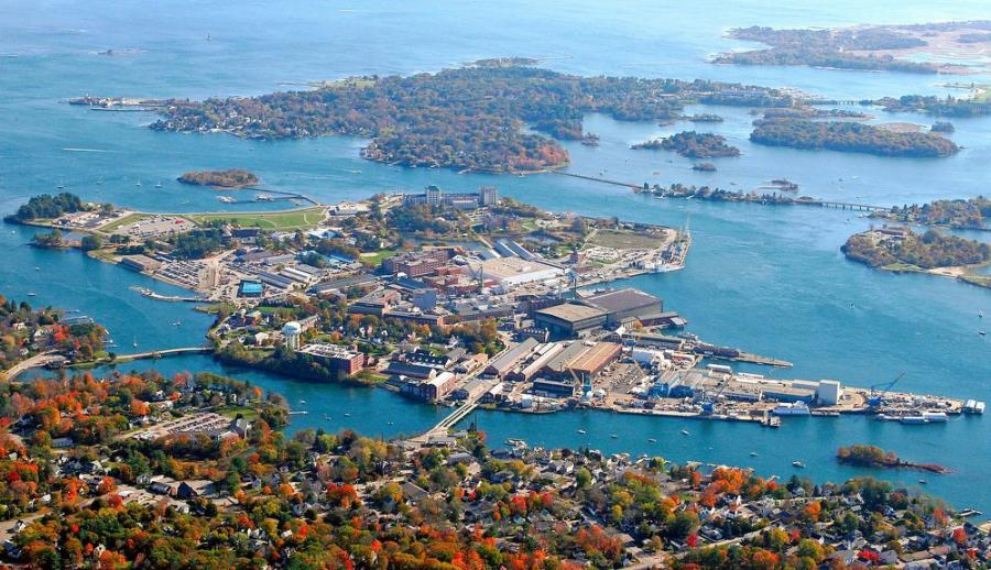 Projects that could be slashed at the Portsmouth Naval Shipyard include $110 million for dry dock improvements; $62 million for a paint, blast and rubber facility; and $40 million for an extended crane rail.