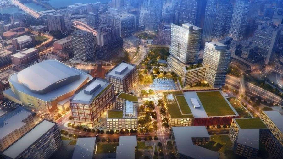 The project is anticipated to attract more than $750 million in private investment; generate more than 4,000 construction and 3,000 permanent jobs; and generate around $25 million in annual tax revenues to the city, city schools, county and commonwealth.