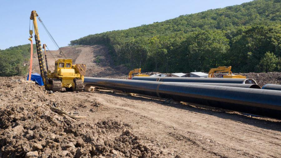 The Risberg pipeline from Pennsylvania to Ohio will connect to 32 mi. of existing pipeline.