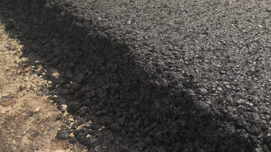 Dow has begun incorporating post-consumer recycled plastic, or PCR, into asphalt, the result of which is a polymer modified asphalt, or PMA product for roads.
