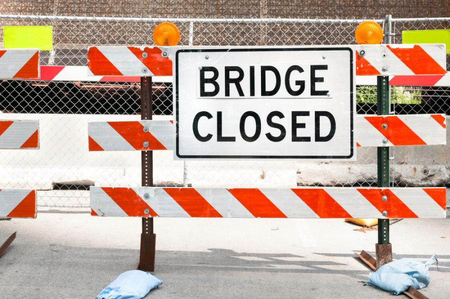Mississippi DOT is immediately closing at least 34 local bridges.