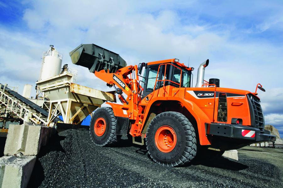 The Trimble LOADRITE L3180 SmartScale is available now as an option from Doosan equipment dealers across North America.