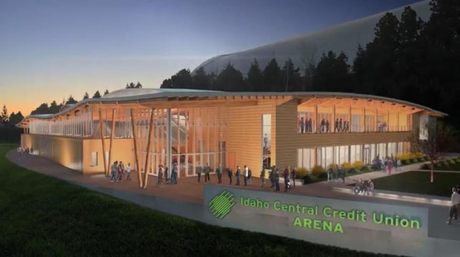 The Idaho State Board of Education authorized the University of Idaho to proceed with plans to construct a new 4,200 seat basketball arena on the Moscow campus.