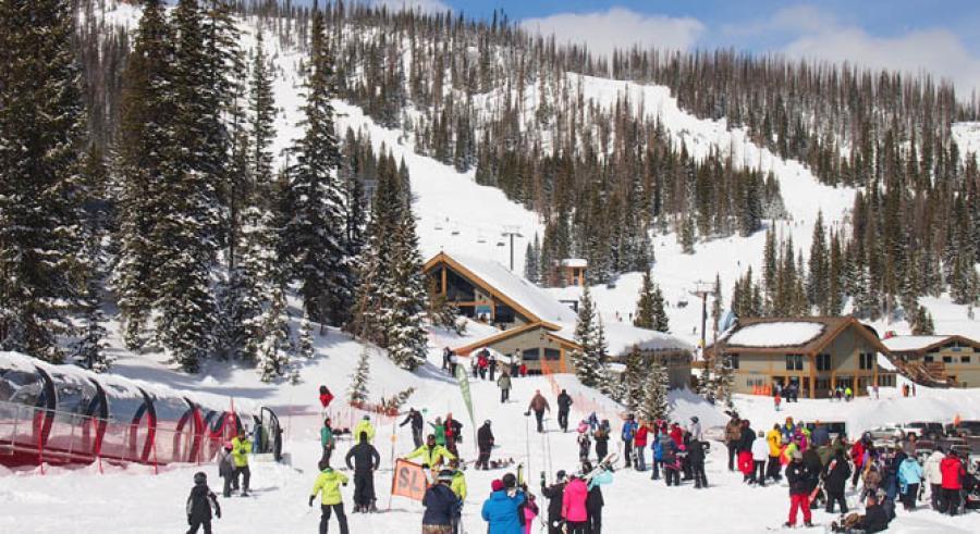 (Wolf Creek Ski photo)