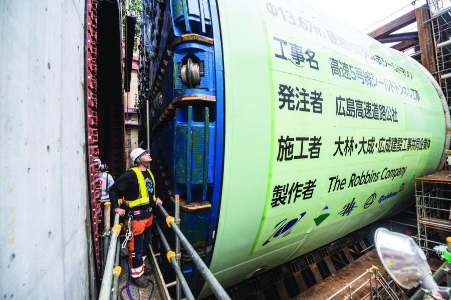 The Science Behind Tunnel Boring Machines | Construction Equipment Guide