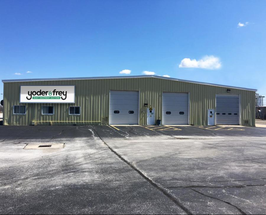 Yoder & Frey Auctioneers has moved its company headquarters to a new facility in North Baltimore (Findlay), Ohio.