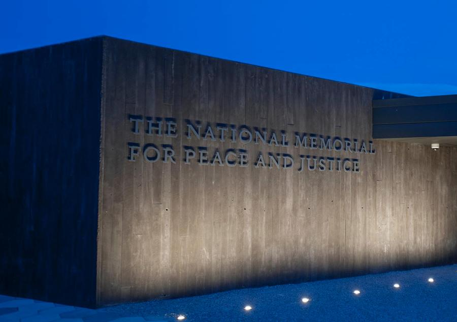 Doster Construction of Birmingham has been awarded the National Excellence in Construction Eagle Award for its work on the National Memorial for Peace and Justice in Montgomery.
