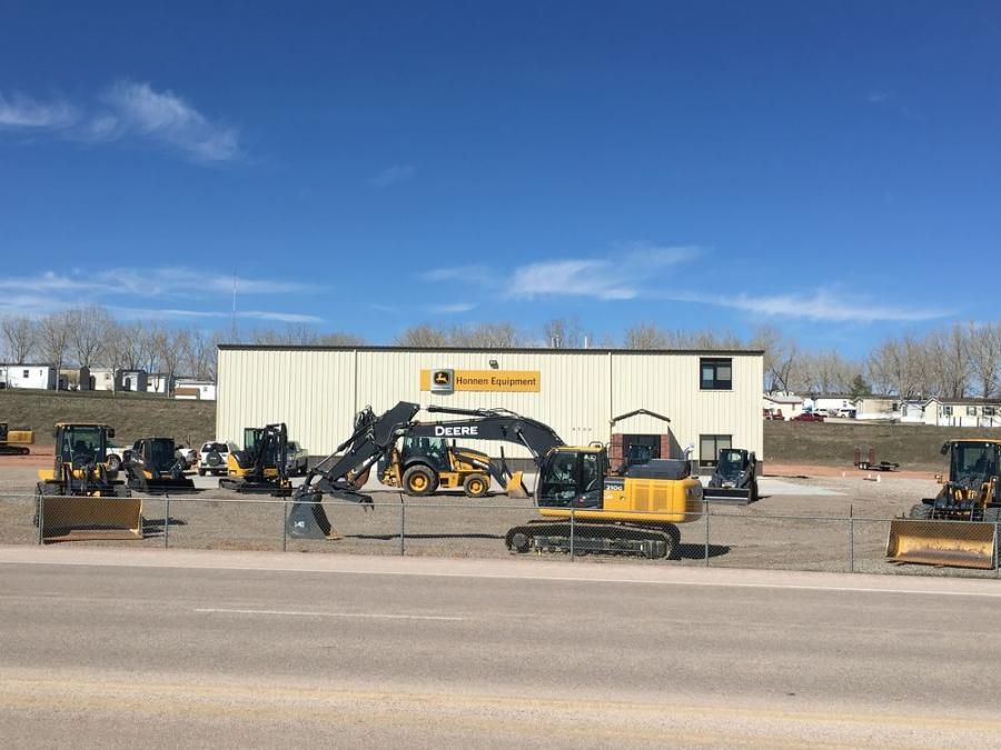 Honnen Equipment, a dealer of John Deere construction equipment recently relocated to a new facility in the city of Gillette, Wyo., to accommodate rapid growth while increasing its space to provide even more service for customers.