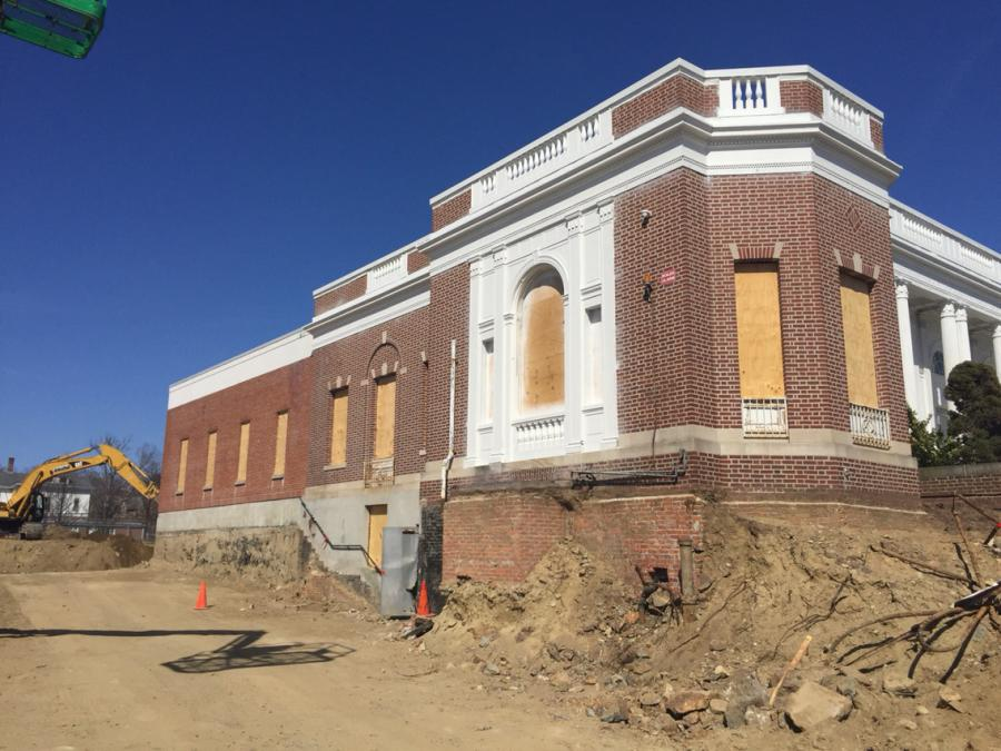 Nauset Construction of Needham, Mass., recently broke ground on construction at the PostMark, a mixed-use complex of condominiums and retail spaces in Reading, Mass., at the site of the historic post office at the junction of Haven and Sanborn Streets.