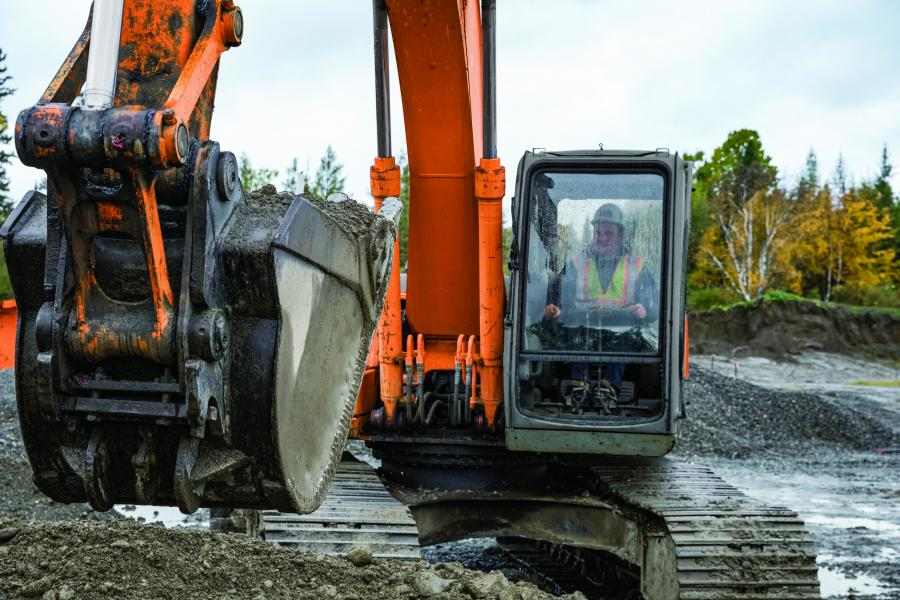 M&H Logging and Construction in Rangeley, Maine, has been loyal to Hitachi since 1987.
