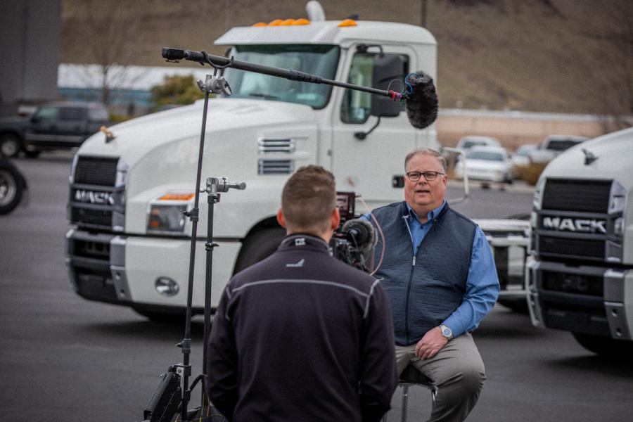 Mack Trucks is hitting the road again for RoadLife 2.0. Targeting 16 episodes, RoadLife 2.0 will highlight the often untold stories of men and women in the trucking industry whose hard work and dedication help keep our world moving forward.