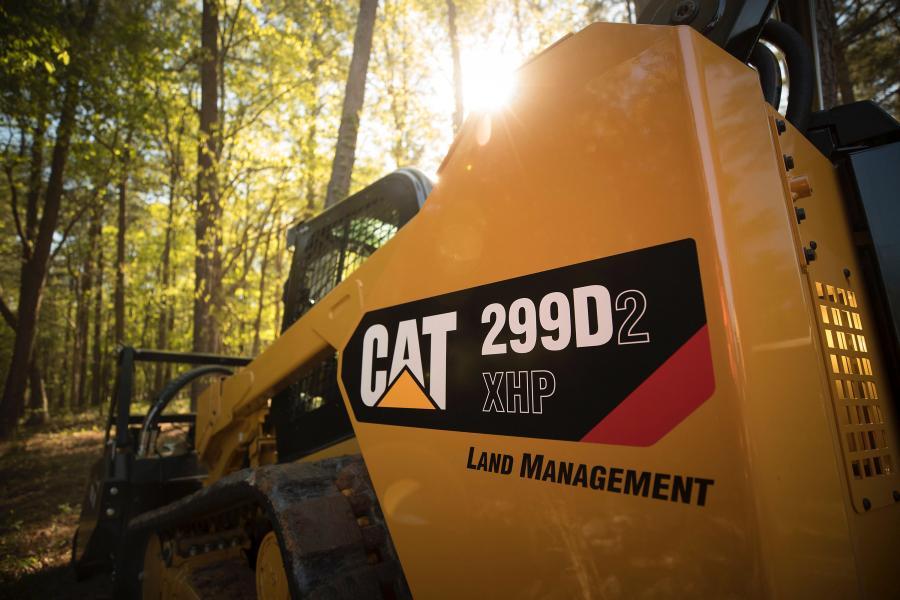Cat 299D2 XHP Land Management Compact Track Loader | CEG