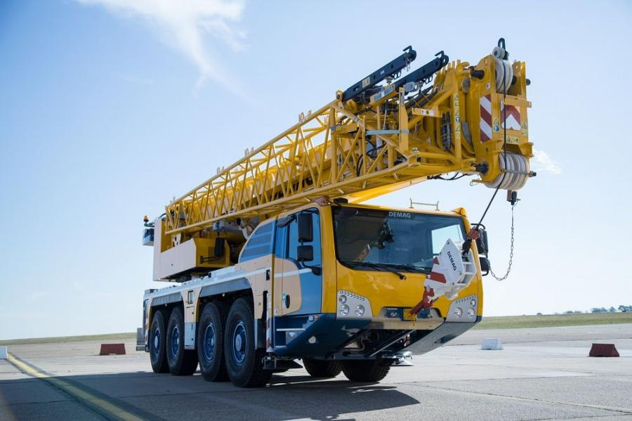 Tecra-Autokran GmbH has ordered a second Demag AC 100-4L all-terrain crane to add to its fleet.