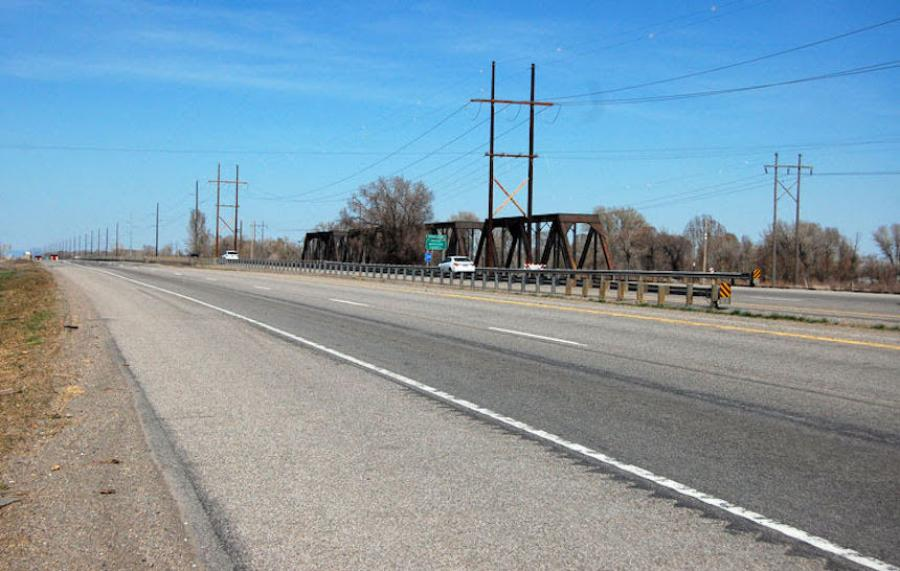 The Lorenzo Bridge rehabilitation is expected to be completed this fall.