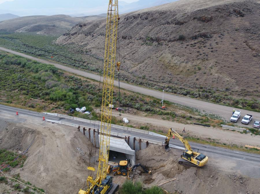 """In the design/bid/build process, usually there is one bridge per project and usually it takes one year to design and get into construction. Just in time alone, we're saving basically 17 years,"" said Megan Stark, ITD spokeswoman.