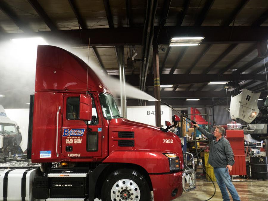 BECO Inc  Relies on Mack Anthem, Pinnacle for On-Time Mail Delivery