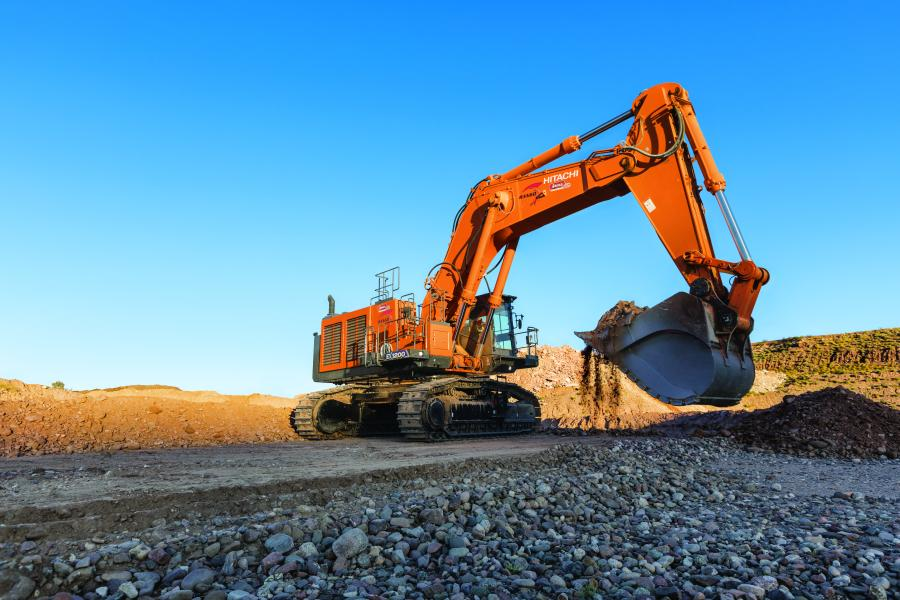 "The 1200 series of machines are the only excavators that Rango uses to move high volumes,"" said Dan McQuade, CEO, Rango."