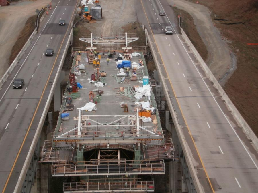 The multiphase project will add lanes to I-75 and provide full-depth pavement reconstruction from the Paddock Road Interchange to the Western Hills Viaduct. It also will include improvements to the interchanges at Hopple Street, I-74, Mitchell Avenue, Norwood Lateral, and Paddock Road — a length of approximately 8 mi.