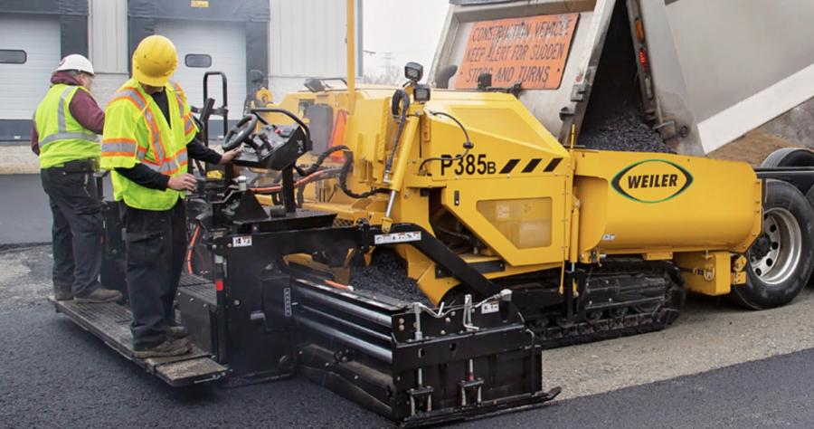 A Weiler dealer since 2007, Carolina Cat previously only carried Weiler's road widener, material transfer vehicle, and front mount screed lines. Now, the company carries the full Weiler commercial paving line.