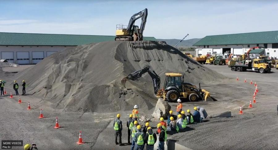 The Oregon Department of Transportation annual Construction and Utilities Career Day was held in early May.