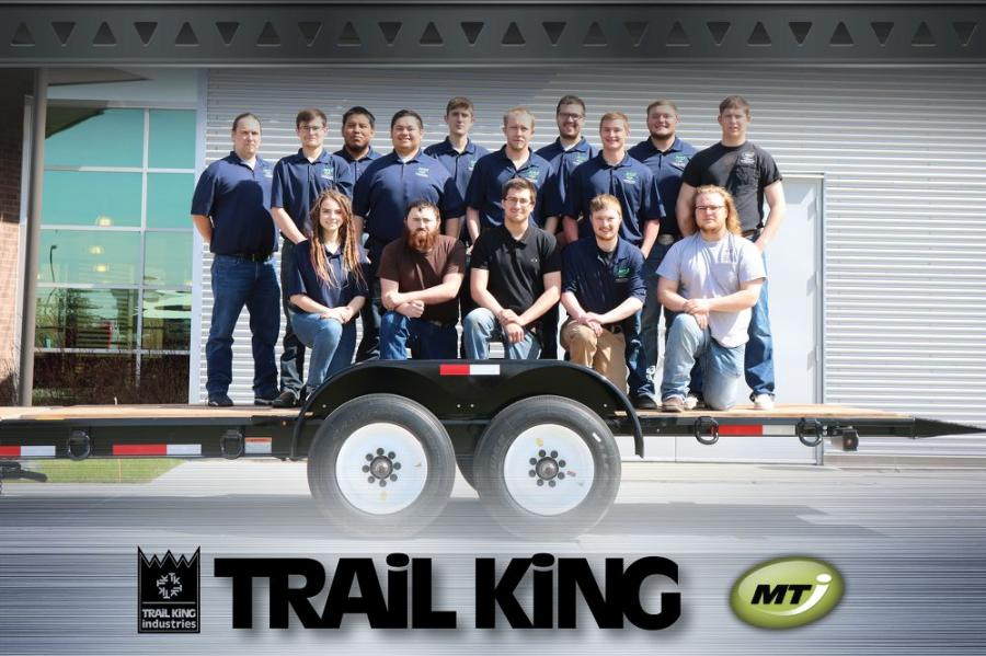 Trail King is a longtime supporter of The Welding and Manufacturing Technology (WMT) program at Mitchell Technical Institute (MTI), which prepares students for rewarding and satisfying careers in highly technical manufacturing environments.