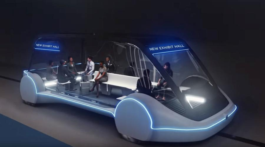 The contract highlights three underground passenger stations, a pedestrian tunnel and two vehicular tunnels with an expected total length of approximately one mile.