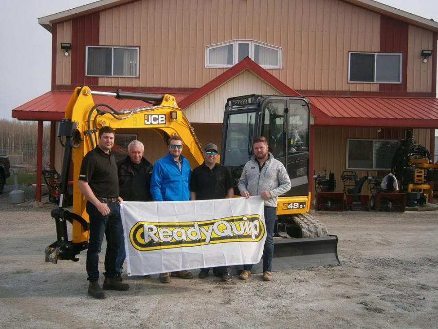 ReadyQuip JCB in Timmins, Ontario, is the newest addition to the JCB dealer network in Canada.