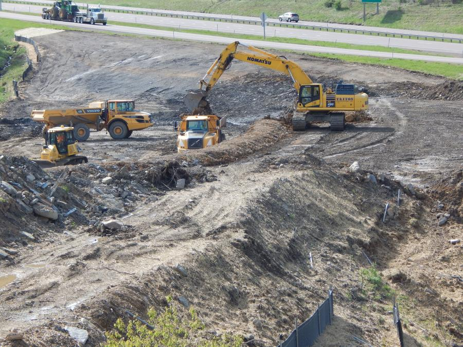 A long-awaited design-build project has finally begun near Grantsville, Md. The MDOT SHA project involves the realignment of U.S. Route 219 between I-68 and Old Salisbury Road.