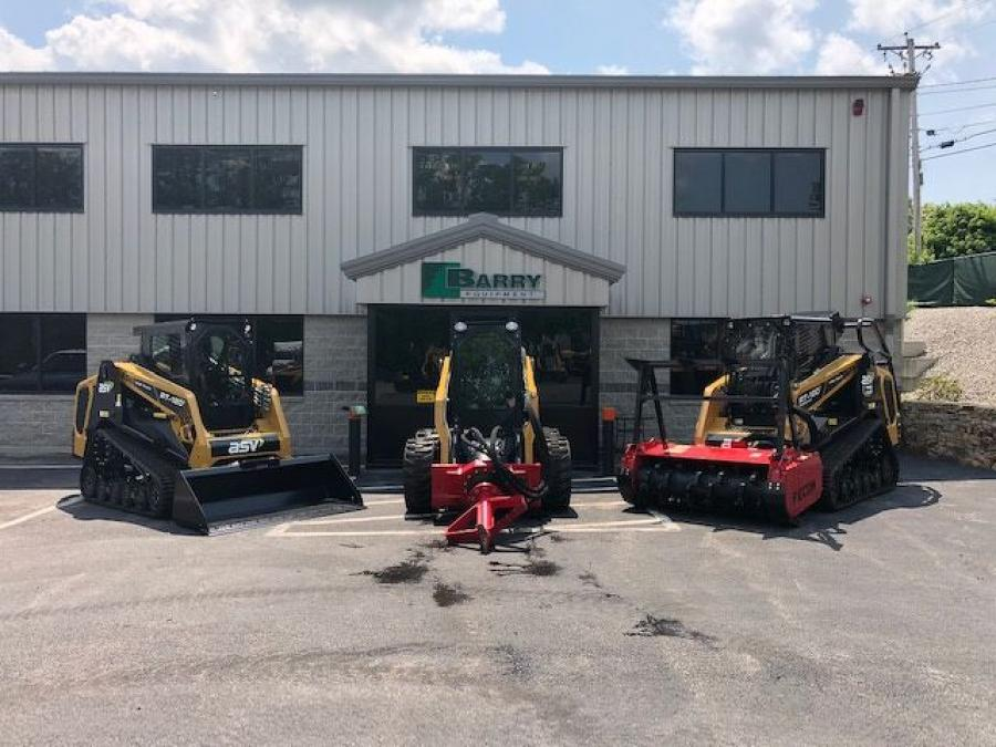 ASV added several new dealers to its dealer network in the first quarter of 2019. The dealerships serve the eastern and northeastern United States. The new dealers offer ASV's full line of skid-steers and compact track loaders, including the new RT-65 Posi-Track loader.