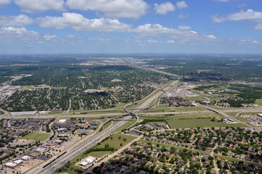 Fluor JV to lead I-635 LBJ East at the I-635/I-30 interchange project. (Business Wire photo)