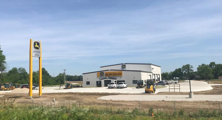 West Side Tractor Sales' newest facility is located at 3773 East Margaret Drive (intersection of Margaret Drive and Fruitridge Avenue).