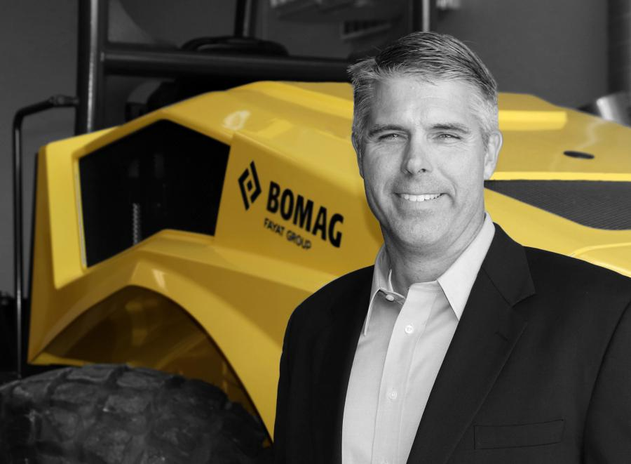 On June 17, Cole Renken joined Bomag as vice-president of sales and marketing.