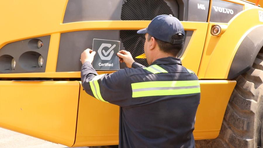 Volvo CE Opens Certified Used Center at Alta Equipment
