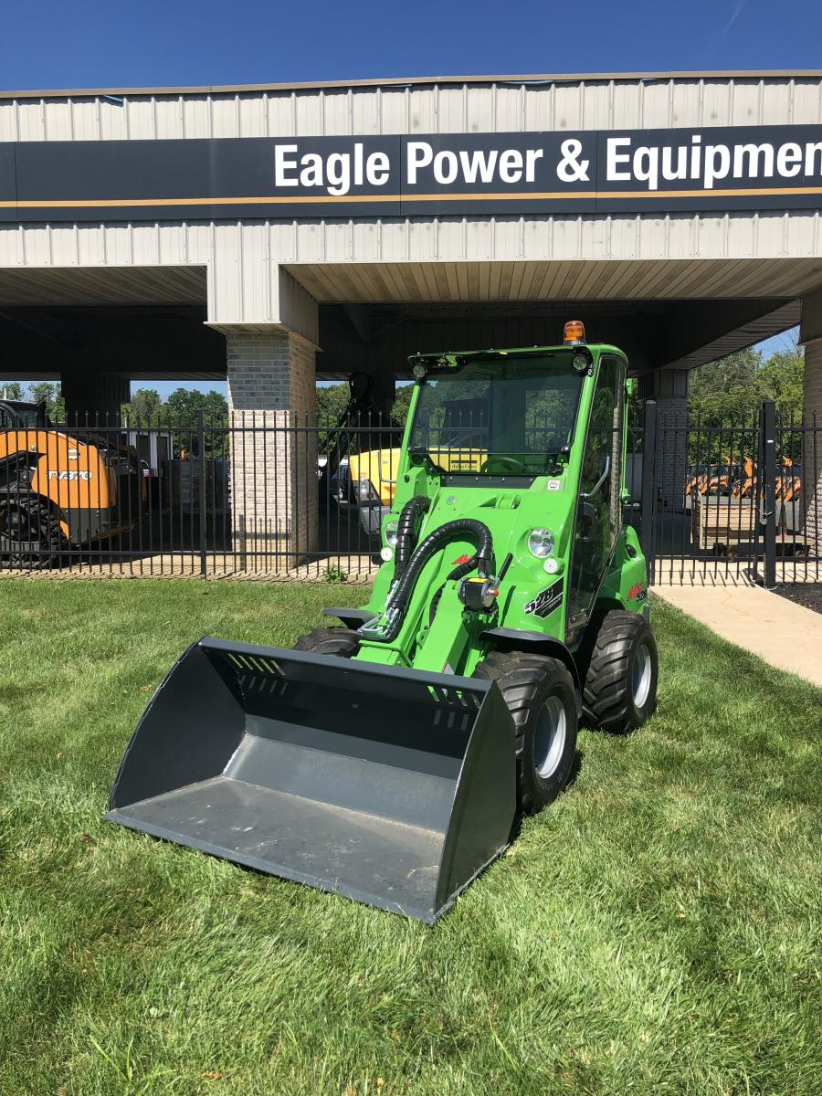 The Avant lineup and attachments will be available at all of its locations: Eagle Power & Equipment in Montgomeryville, Pa.; West Chester, Pa.; and New Castle, Del., and at Eagle Power Turf & Tractor in Doylestown, Pa.