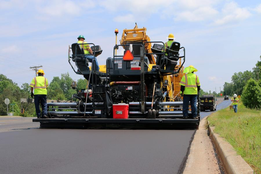 Bomag has simplified its 10-ft. class paver offering, reducing the number of models from four to two. Legacy CR 452 and CR 552 wheeled pavers are now replaced by the CR 1030 W paver, while the rubber track CR 462 and CR 562 pavers now bear the CR 1030 T identification.