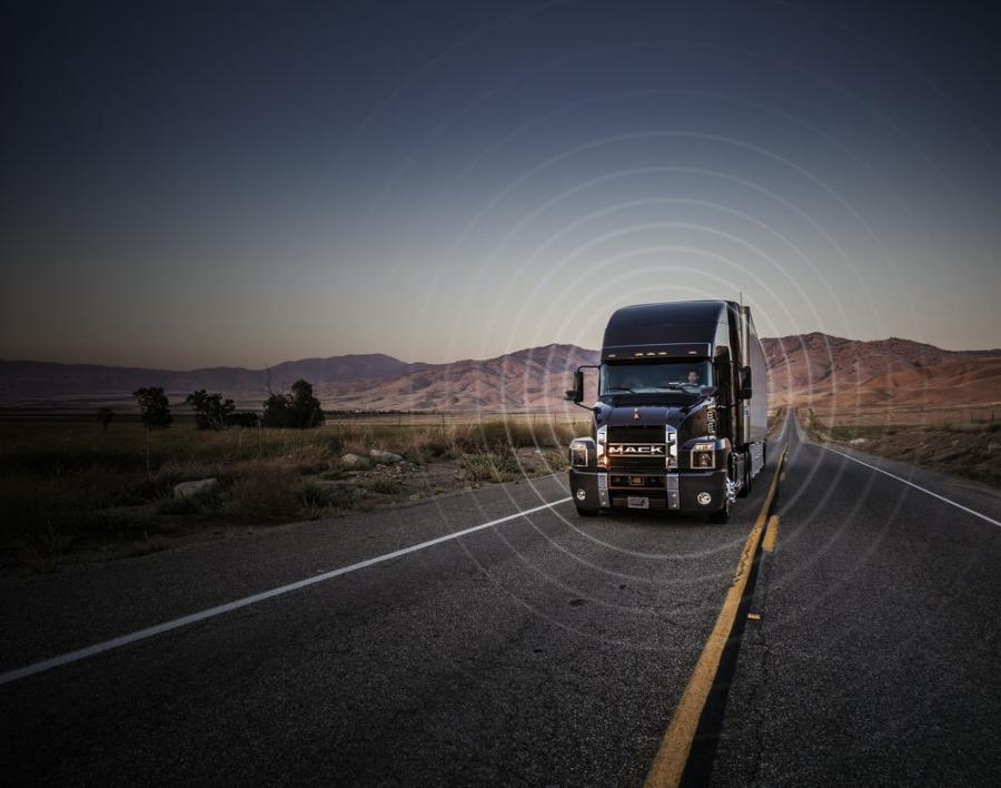 Mack Trucks reached a significant milestone in its connected truck journey by building the 100,000th truck equipped with Mack GuardDog Connect, a proactive diagnostic and repair planning solution that monitors critical fault codes that could lead to unplanned downtime.