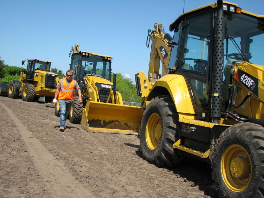 Ring Power Hosts Cat Operator Challenge in Tampa, Florida