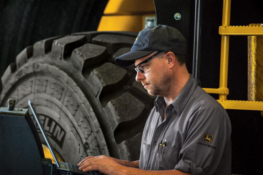 John Deere's Registered Apprenticeship Program will help address a widespread shortage of service technicians, especially in rural areas across the country, by providing dealers with a formalized, on-the-job and technical training plan to help them develop more highly skilled employees.