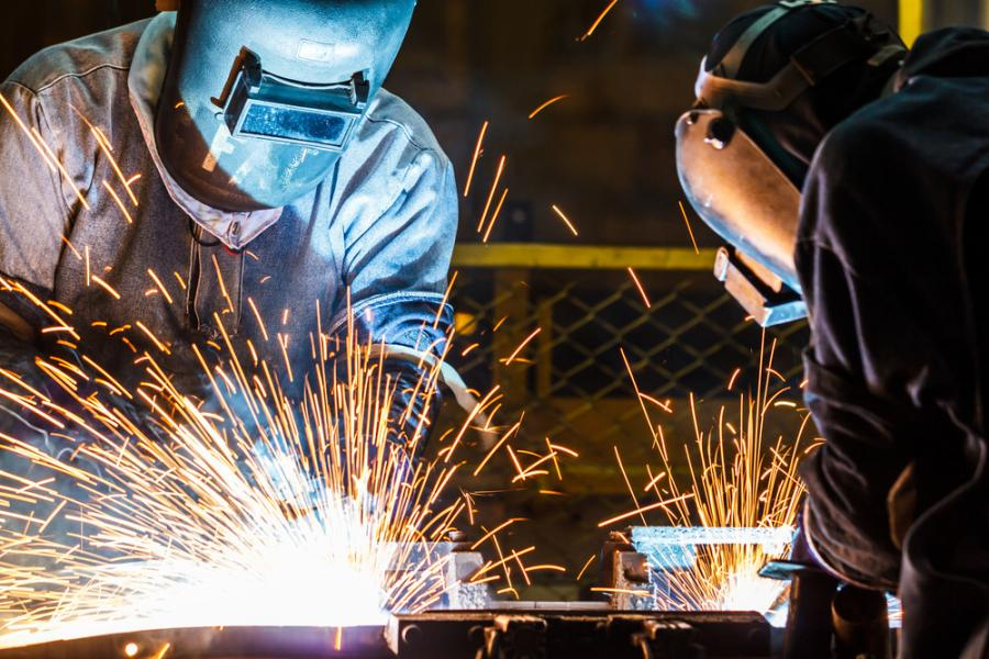 Manitowoc is invested in building a program for the development of welders in Pennsylvania.