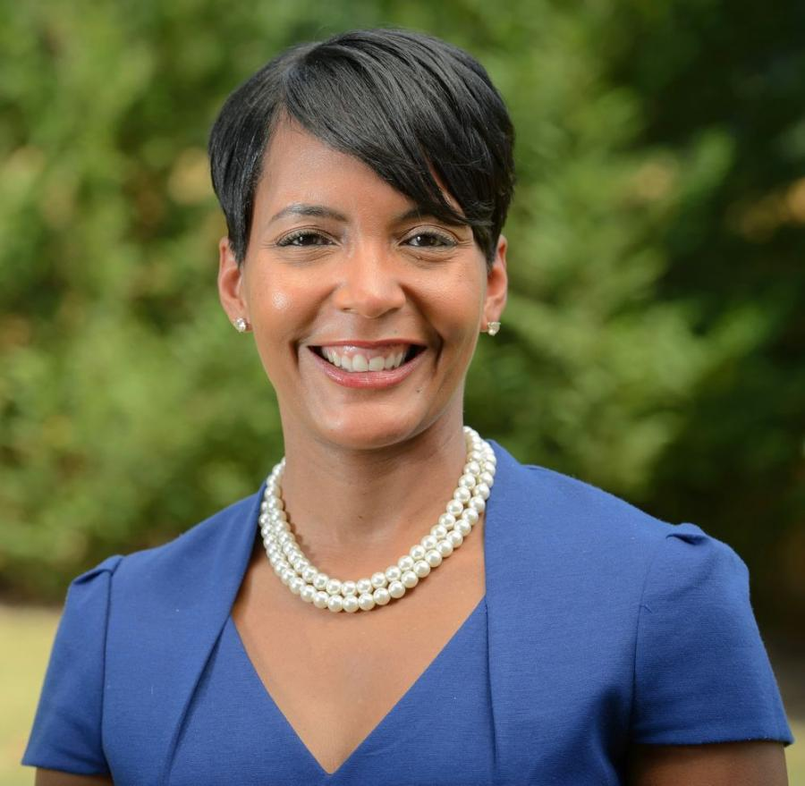 Atlanta Mayor Keisha Lance Bottoms established the city's first dedicated Department of Transportation in June.