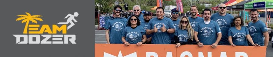 A team of 12 Hawthorne Cat employees participated in the SoCal Ragnar Relay Race on April 12-13, 2019.