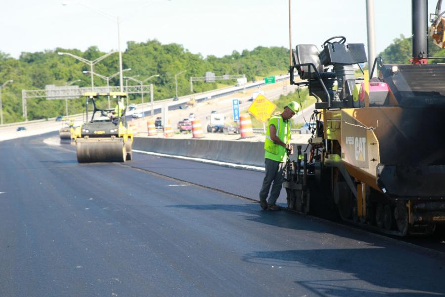 The $30M paving contract for Interstate 275 was awarded to Eaton Asphalt Paving Company of Walton, Ky., in April.