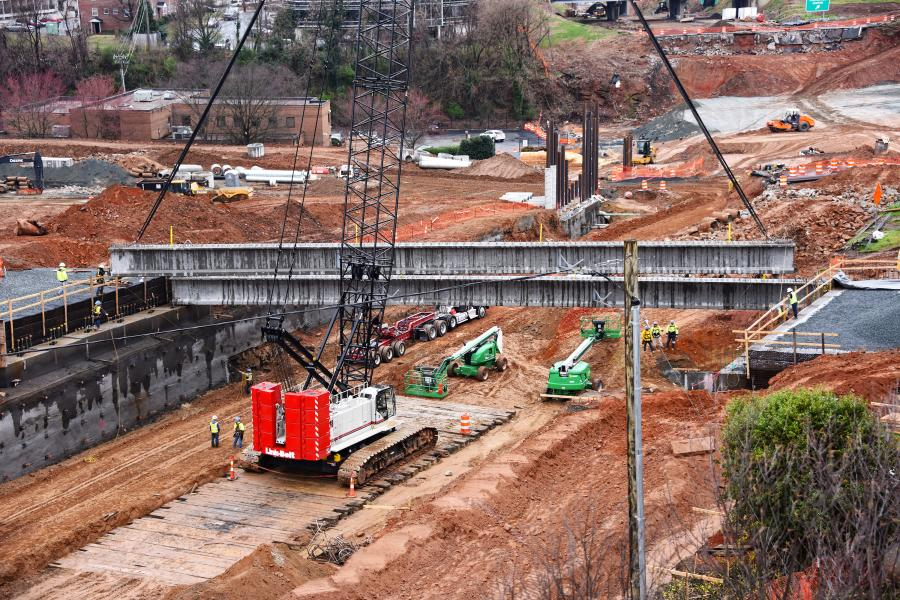 As of May 2019, the pace of bridge construction is maybe the most impressive aspect, with a new bridge being constructed every six weeks.