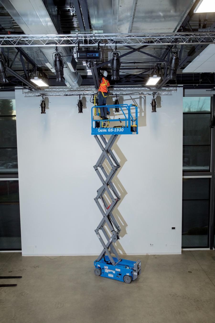 """Genie invites customers to ask questions and get answers about the significance and importance of safety and productivity accessories for aerial equipment, including mobile elevating work platforms (MEWPs), such as boom lifts and scissor lifts, and vertical mast lifts during its upcoming """"Ask Me Anything"""" (AMA) event, Aug. 19 to 23, 2019."""