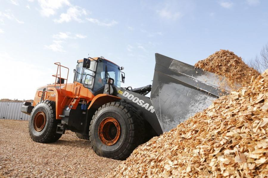 Dapaul Chip has four Doosan machines in use year-round.
