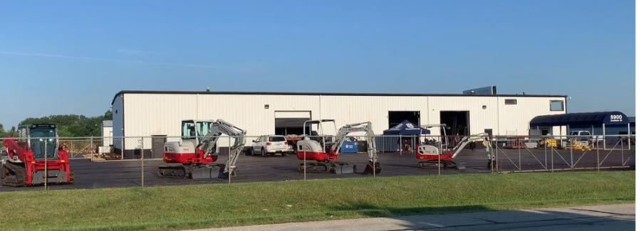 McCann Industries' new Merrillville, Ind., facility offers a wide variety of construction supplies plus new, used and rentals of construction equipment.