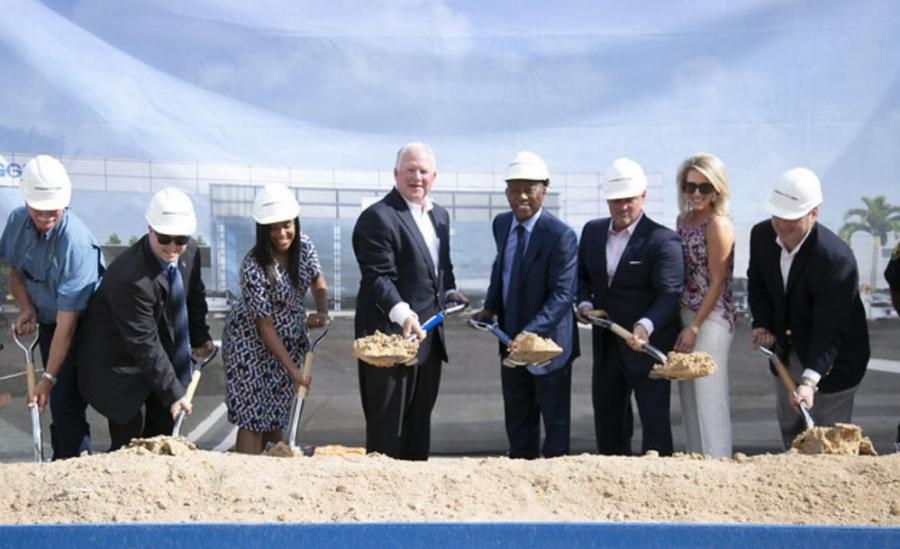Doggett Industries celebrated the groundbreaking of its new $24 million construction and economic development project, Doggett Ford Dealership and Showroom, along with the Houston community and Mayor Sylvester Turner.