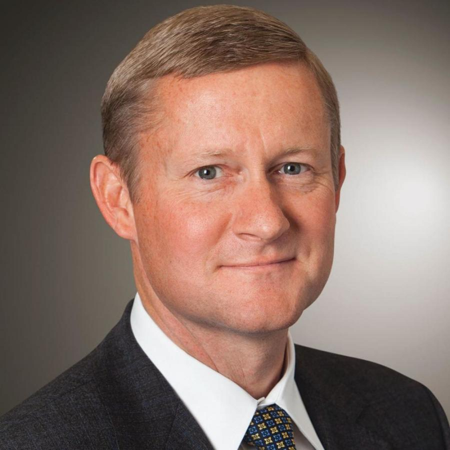 The Deere & Company has elected John C. May as a member of the board, effective immediately, and to the position of Chief Executive Officer, effective Nov. 4, 2019.